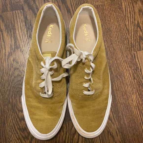 Keds sneakers 10  WORN ONCE.